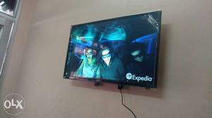 Sony 40 inch full hd smart led tv brand new one year