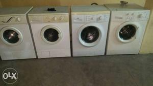 Used front load washing machine for sale at Aluva.