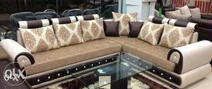 Beautiful new L Type sofa in best Price.