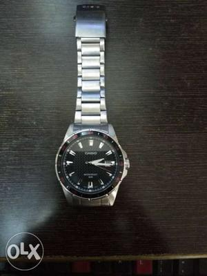 Casio Original Watch almost 1 year Old with Bill
