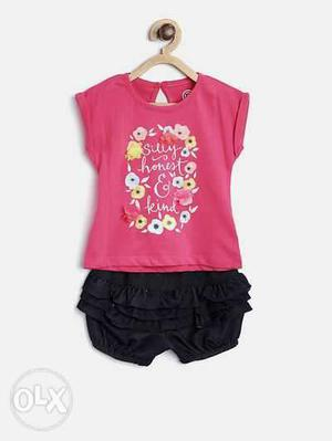 Cotton Top and Bottom Free Shipping for Kids (3