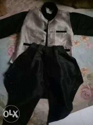Dashing pthani black suit.. only one tym wear. 5