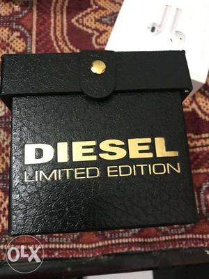 Diesel dz limited edition automatic dual tone watch