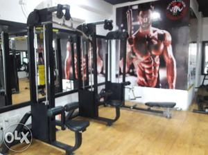 Gym Equipment for sale in good condition Plz
