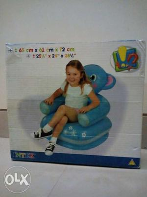 Intex Jr.Fun Inflatable Chair (Animal shaped)