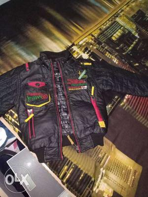 Jacket for 4 to 5 years kids good condition
