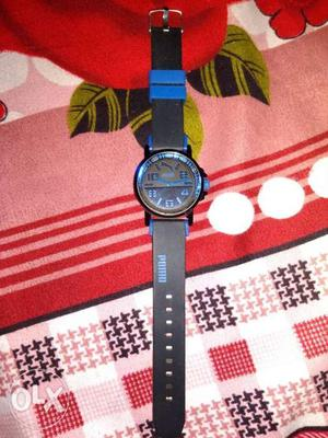 Puma watch with very good shining only in 150 and