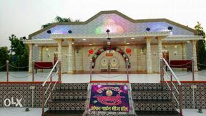 Sahyadri marriage hall badlapur near by poddar