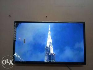 Sony 42 inch black screen full hd led tv with bill.