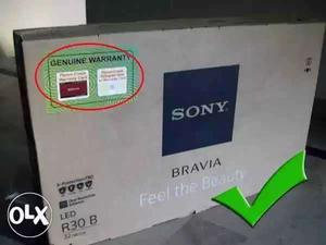Sony Bravia 42 inch full HD led TV Brand new seal pack led