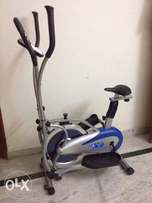 Gym cycle as good as new