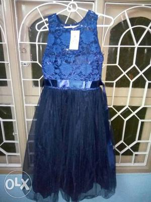 Beautiful Long frock for girls age 12 to 15