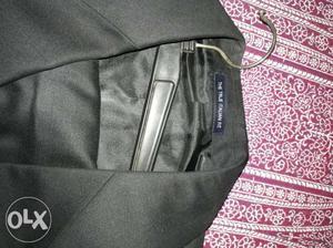 Brand new Givo Black coat and pant Italian
