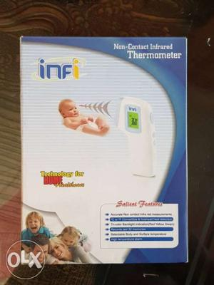 INFI Non-Contact Infrared Thermometer for baby.
