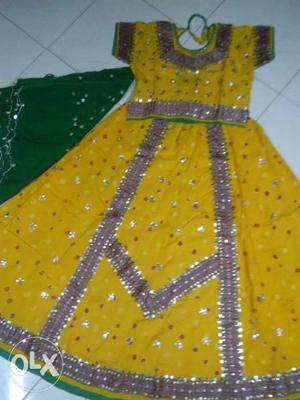 Trendy chania choli in affordable price on dis