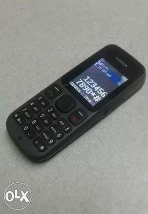 Nokia 101 dual SIM mobile phone, memory card