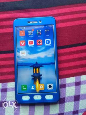 Redmi 4a only phone 2/16 storage approx 1 year
