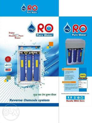 Commercial RO+UV water purifiers