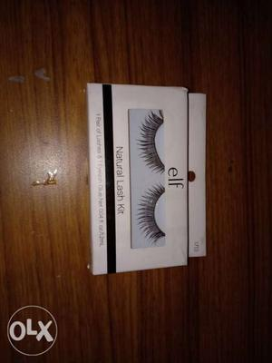 Imported artificial eye lashes for girls.