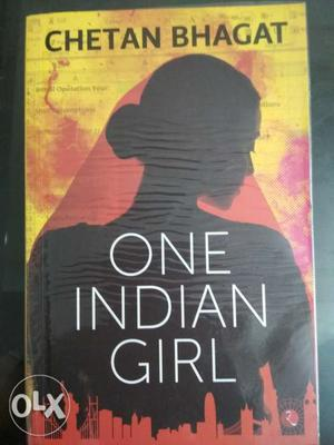 One Indian girl is a famous book by Chetan