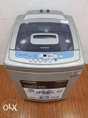 Samsung 8kg top load washing machine with free home delivery