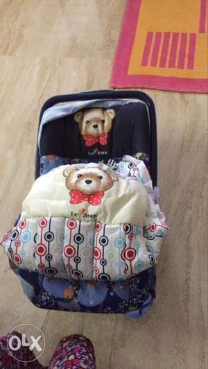 Baby carrier cot. Great way to carry your baby