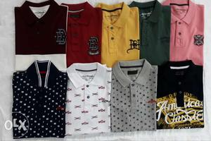 Edhardy polo tshirt all sizes available all india