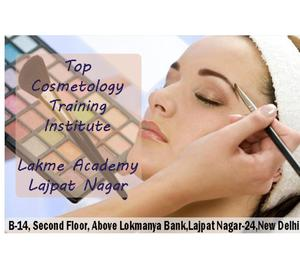 Lakme Academy Offering Cosmetology Course in Lajpat Nagar