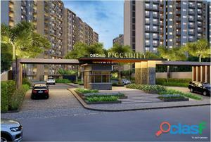 Goyal Orchid Piccadilly 2 & 3 BHK near Thanisandra,