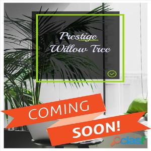Prestige Willow tree 2 & 3 BHK apartments near