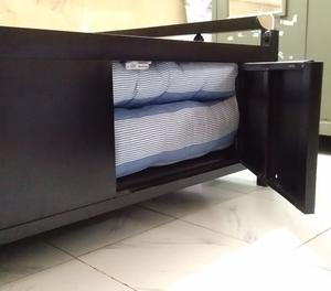 Metal Bed with Storage New Mumbai