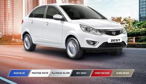 Tata Zest for rent or lease
