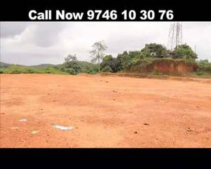 2 acre plot for sale.