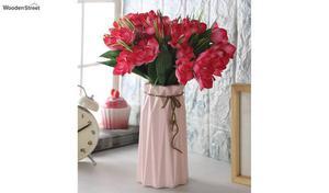 Amazing deals on artificial flowers online @WoodenStreet