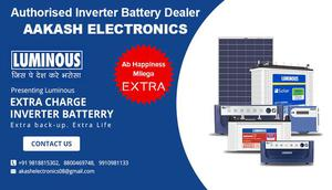 Check Water Level of Inverter Battery