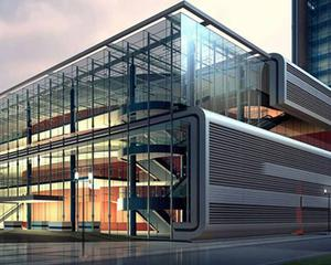 Cyberthum Noida @ Commercial Offices in Noida