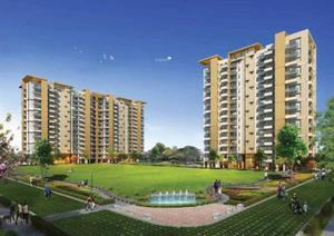 Emaar Imperial Gardens - Semi-Furnished Apartments