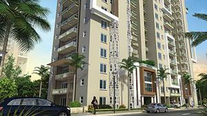 Emaar Palm Gardens - Ready to Move Apartments bang on NH8