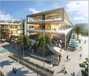 M3M Corner Walk - Double Height Retail Shops in 1.20 Cr.