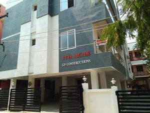 Ready to move 2bhk flats at Tiruvengada nagar Ambattur