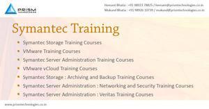 Symantec Training Mumbai Pune Bangalore Chennai India