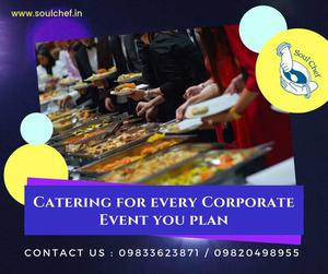 Top corporate caterers in mumbai