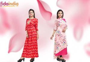 Which Is The Best Brand For Designer Kurti Online Shopping