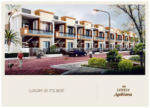 3 bhk luxurious villas in arcadia in sector -124 in mohali