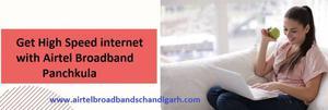 Book Online Airtel Broadband Connection in Chandigarh