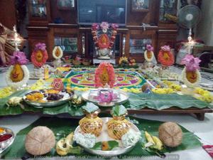 Book Pandit for Lakshmi Puja Durga Pooja Ashta Lakshmi Pooja