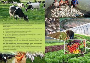 Farmhouse with Farms available for Booking near Kolkata