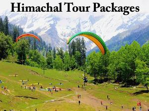 Himachal Tour Packages, Amazing Hills of Himachal from
