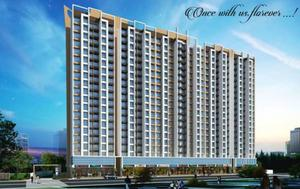 In Dynamic Crest at kalyan shil road 1bhk 2bhk flats for