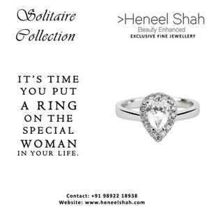 Latest collection of Diamond Jewellery Design